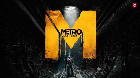 Metro Last Light OST - Found a Shotgun