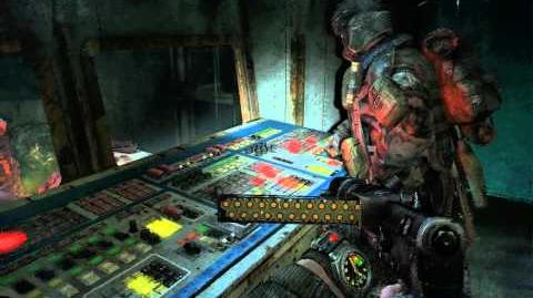 Metro 2033 (Stealth hardcore challenge walkthrough) Chapter 6 Biomass