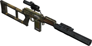 Vsk-94 scope isometric