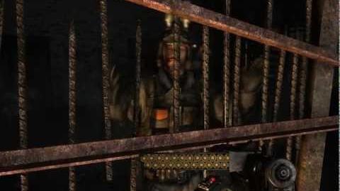 "Metro 2033 (Action hardcore challenge walkthrough) Chapter 4 ""Black station"""