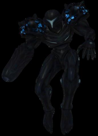 File:Dark Samus floating render.png