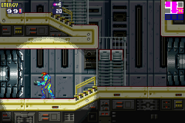 Gray Hatch (Metroid Fusion)