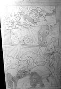 Metroid Archie Samus vs Ridley