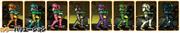 Samus Famitsu palette swaps