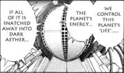 Energy Controller manga