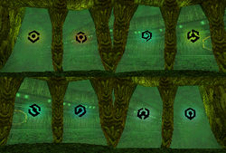 Alimbic Emblems in Oubliette