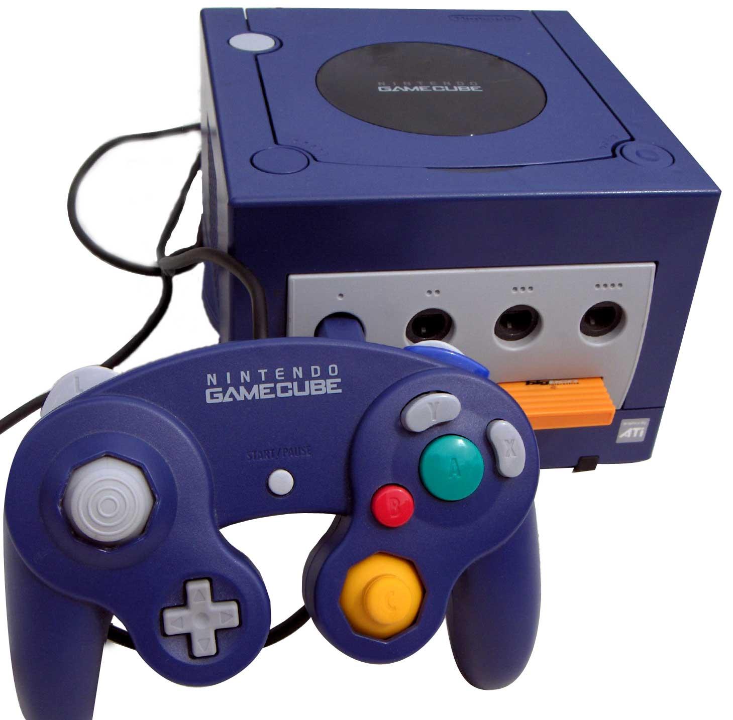 Nintendo GameCube | Wikitroid | Fandom powered by Wikia