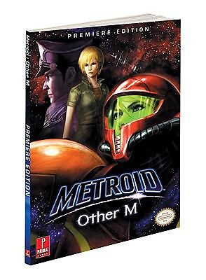 Metroid Other M Premiere Edition