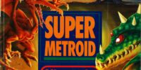 Super Metroid Nintendo Player's Guide