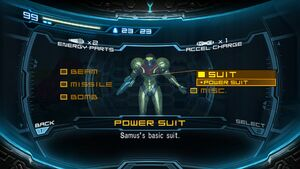 Samus Screen Other M