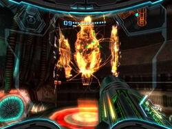 Holographic Leviathan Battleship portal