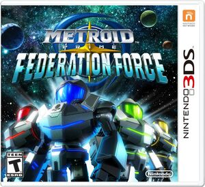 Metroid Prine Federation Force (NA) boxart.jpg