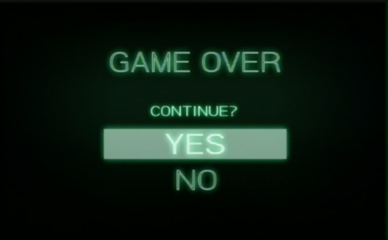 Image result for game over continue