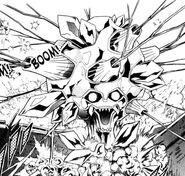 Megaroid-born