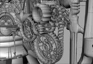 Gearworks Skeleton Kip Carbone