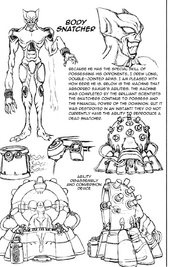 Body Snatcher concept