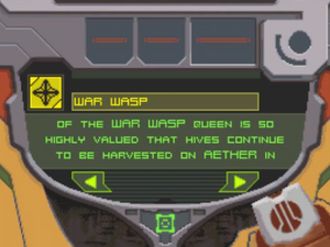 War Wasp queen