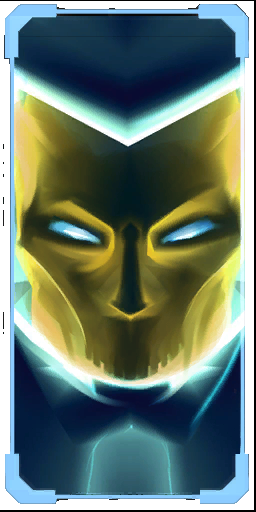 Metroid Prime face scanpic