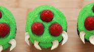 Metroid Cupcakes