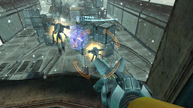 File:Phendrana Drifts Screenshot (144).png