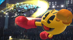 Samus vs. Pac Man