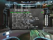 MP3 grapple menu