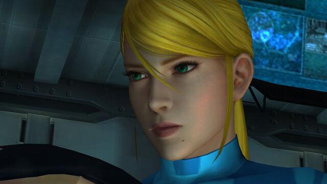 File:Samus Zero Suit thinkingBottle Ship Control Room Main Sector HD.jpg