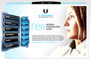 Athena Astronautics home page