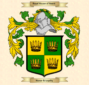 Coat of arms avant