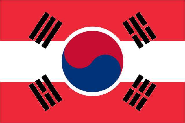 File:Kingdom of Korea flag.png