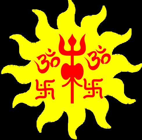 File:Saffron army symbol.png