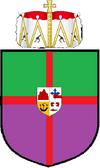 Polkburg Ducal Coat of Arms