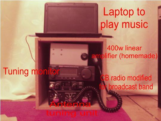 File:WHFR Transmitter.jpg