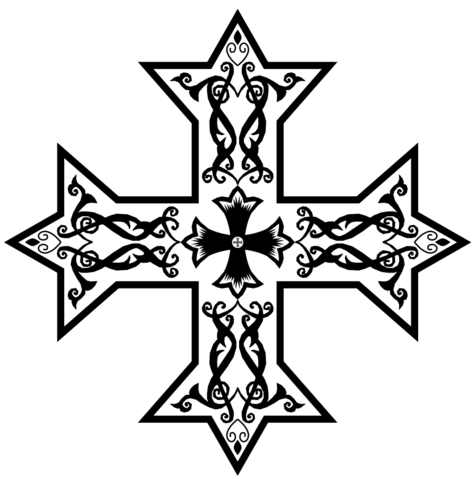 File:Coptic cross.png