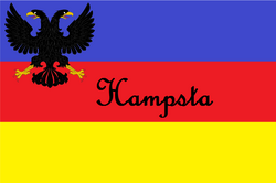 Imperial territory of Hampsta flag