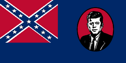 Flag of Kennedy