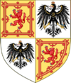 Royal Arms of the Kingdom of Scotland (1603-1707)