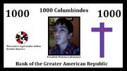 1000 C$