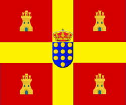 Flag of Saint Elisabeth