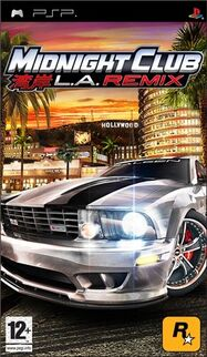Midnight Club- L.A