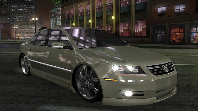 Nissan Los Angeles >> Volkswagen Phaeton | Midnight Club Wiki | Fandom powered by Wikia