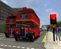 Routemaster RT191