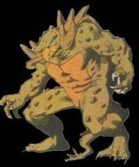 Bio-alien procyonites