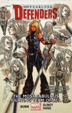 Fearless Defenders TPB Vol 1 2