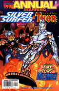 Silver Surfer-Thor Annual Vol 1 1998