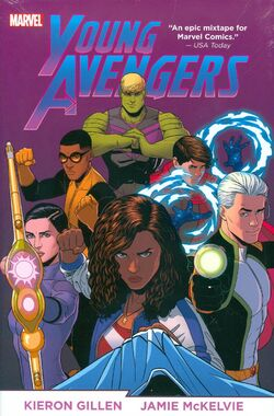 Young Avengers Omnibus
