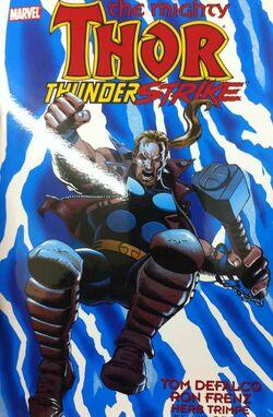 Thor Thunderstrike TPB Vol 1 1
