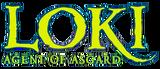 Loki Agent of Asgard Vol 1 Logo
