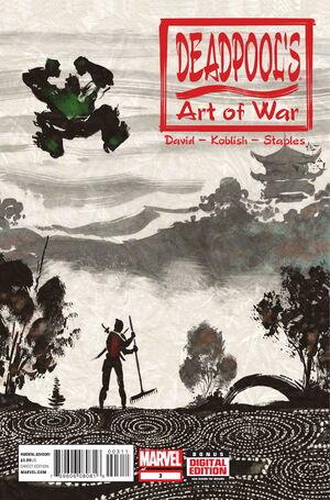 Deadpools Art of War Vol 1 3