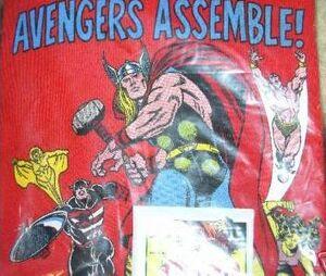 Merchandise-tshirt-avengersassemble